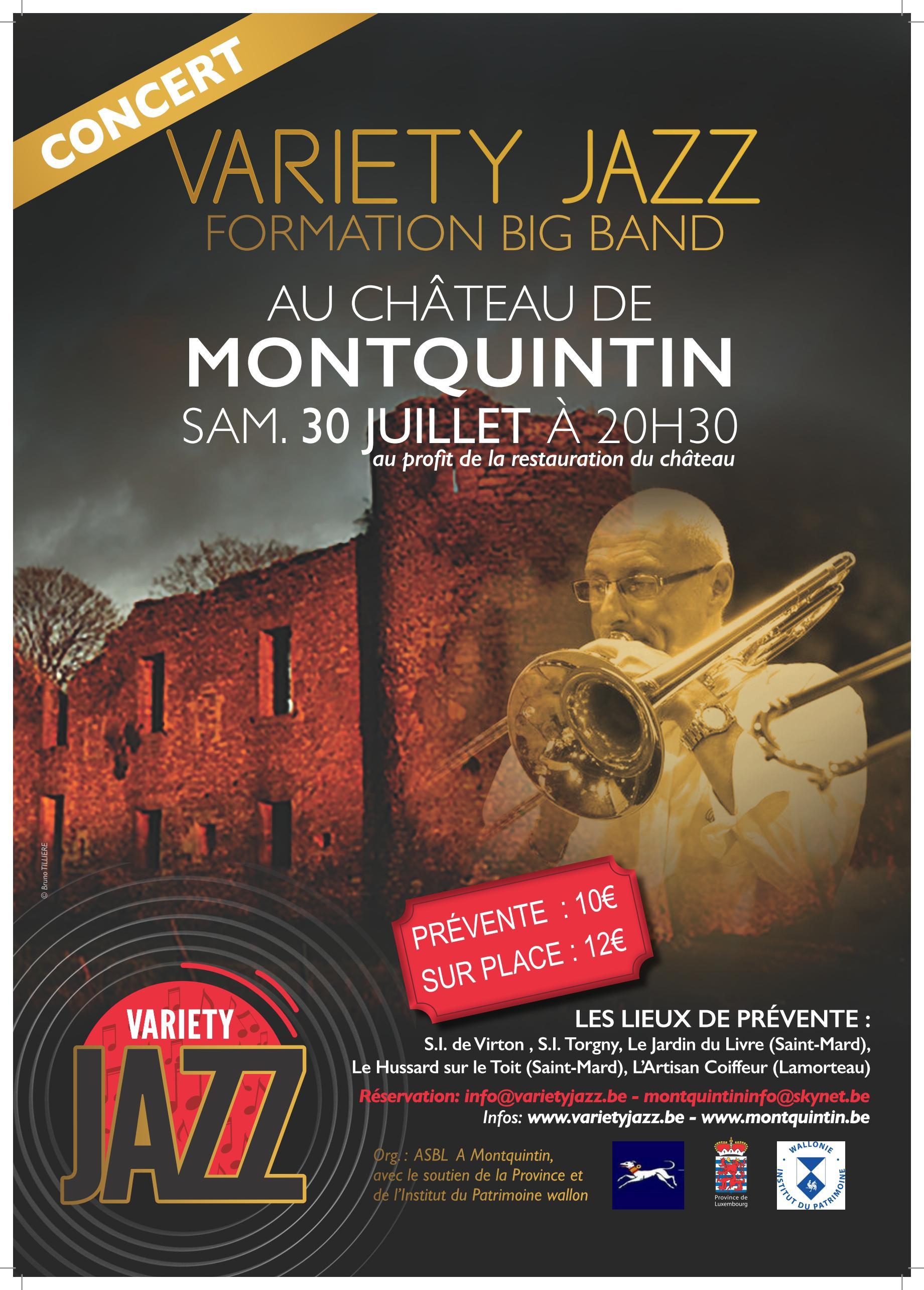 Variety Jazz JUILLET 2016 AFFICHE FINAL